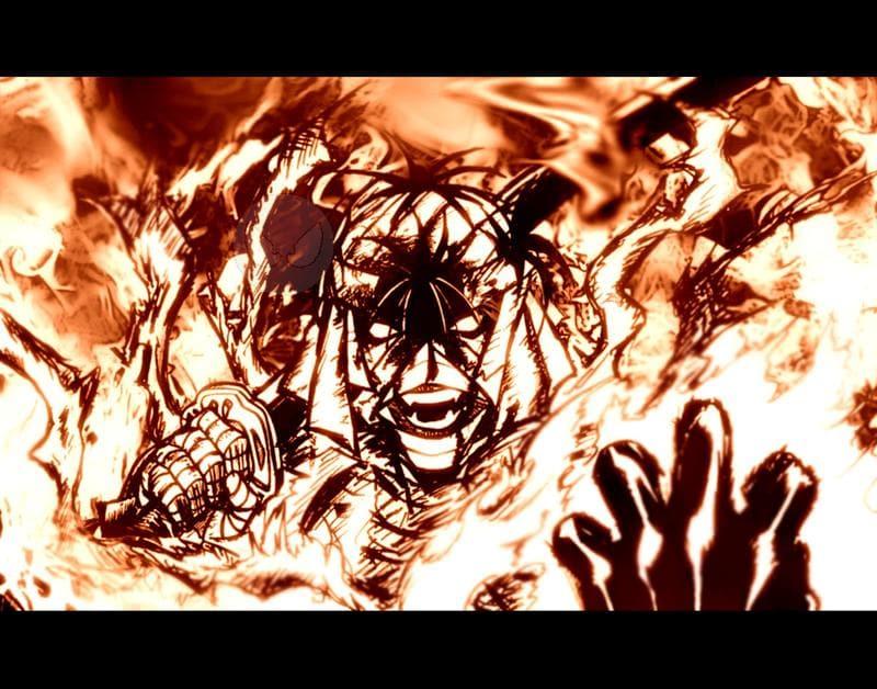 Shishio Makoto - Herrscher des Feuers