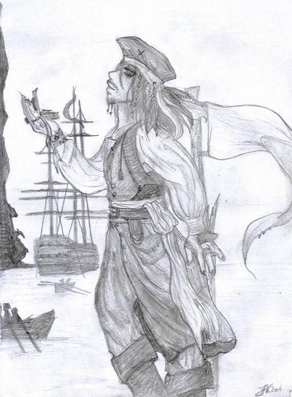 CAPTAIN! Jack Sparrow ... klar so weit?