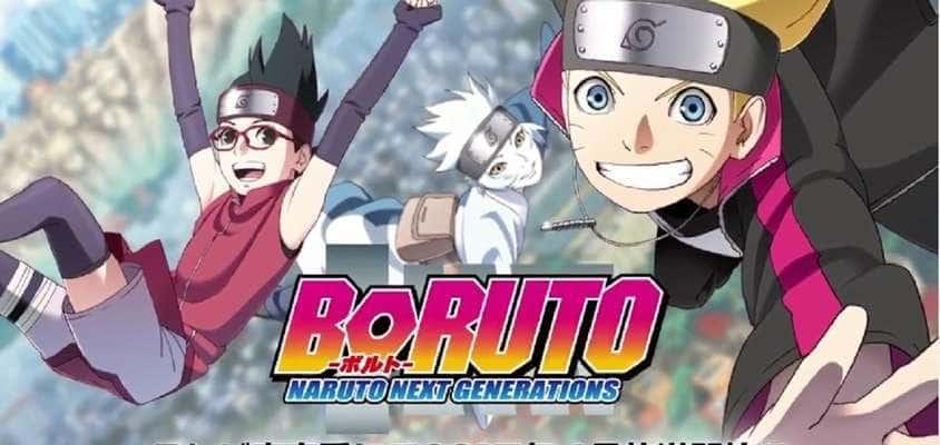 Boruto: Naruto Next Generations – neue Arc