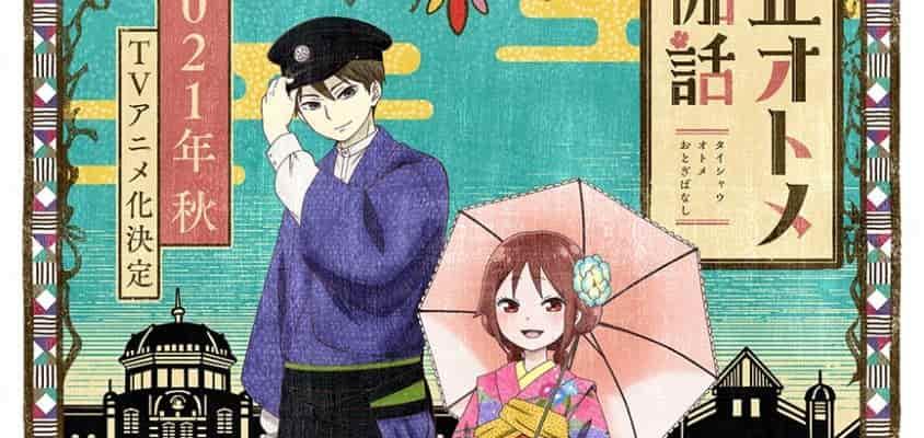 Taisho Otome Fairy Tale im Oktober 2021