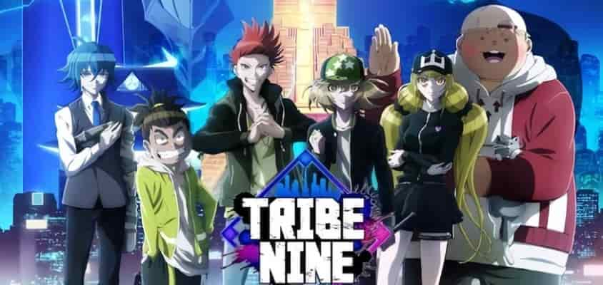 TRIBE NINE Anime für 2022 angekündigt