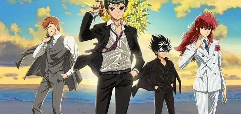 YuYuHakusho Manga erhält neuen Anime